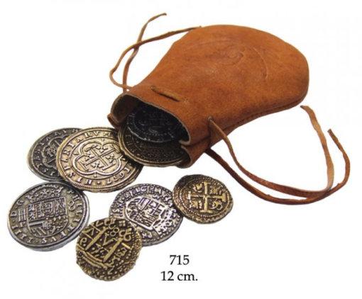 Replika Mešec a mince