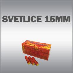 Svetlice 15mm