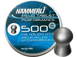 Diabolo Hammerli FT 500ks kal.4,5mm