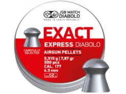 Diabolo JSB Exact Express 500ks kal.4,52mm