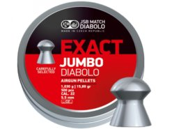 Diabolo JSB Exact Jumbo 250ks kal.5,52mm