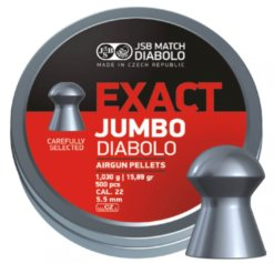 Diabolo JSB Exact Jumbo 500ks kal.5,5mm