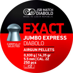 Diabolo JSB Exact Jumbo Express 250ks kal.5,52mm