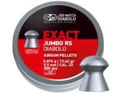 Diabolo JSB Exact Jumbo RS 500ks kal.5,52mm