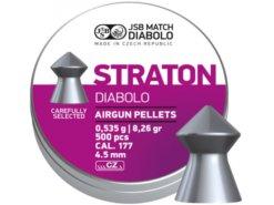 Diabolo JSB Straton 500ks kal.4,5mm