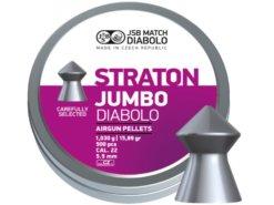 Diabolo JSB Straton Jumbo 250ks kal.5,5mm