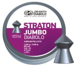 Diabolo JSB Straton Jumbo 500ks kal.5,5mm