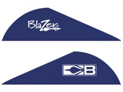 """Letka šípu Blazer 2"""" Blue"""