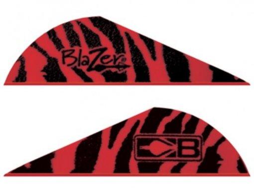 "Letka šípu Blazer 2"" Tiger Red"