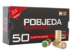 Plynové náboje CN 9mm pištoľ Wadie 10ks