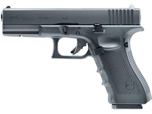 Airsoft pištoľ Glock 17 Gen4 BlowBack AGCO2