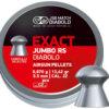 Diabolo JSB Exact Jumbo RS 250ks kal.5,52mm