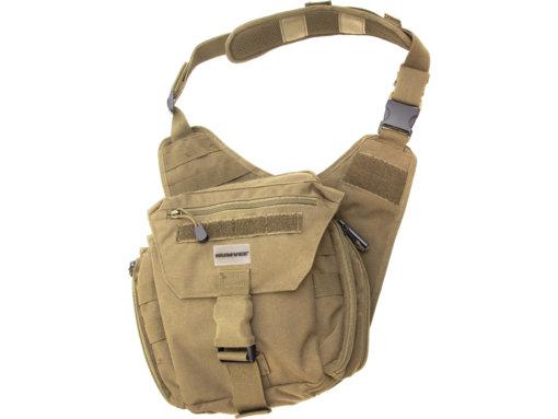 Taška přes rameno Humvee Shoulder Bag desert