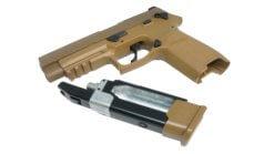 Vzduchová pištoľ Sig Sauer P320 M17 coyote