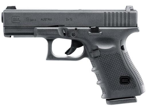 Airsoft pištoľ Glock 19 Gen4 GAS