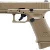 Airsoft Pištoľ Glock 19X BlowBack AGCO2