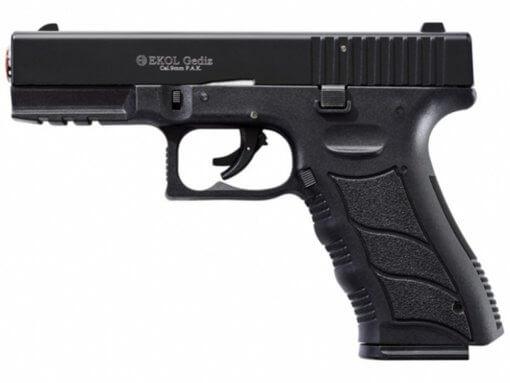 Plynová pištoľ Ekol Gediz čierna