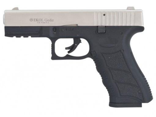 Plynová pištoľ Ekol Gediz satén