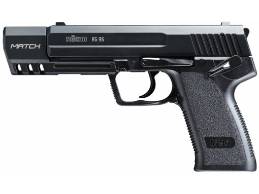 Plynová pištoľ Rohm RG96 Match čierna kal.9mm