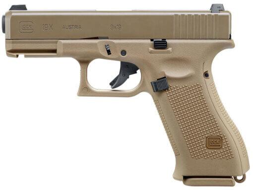 Airsoft pištoľ Glock 19X GAS