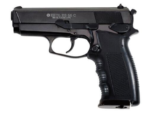 Vzduchová pištoľ Ekol ES 66 Compact čierna