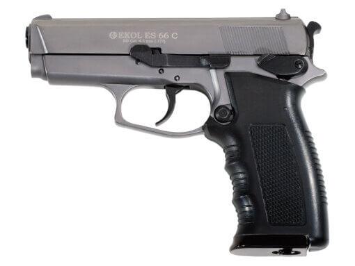 Vzduchová pištoľ Ekol ES 66 Compact titan
