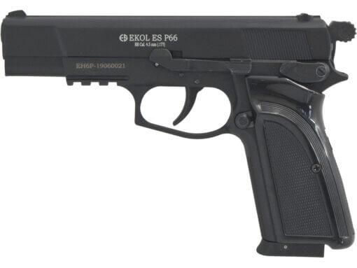 Vzduchová pištoľ Ekol ES P66 čierna