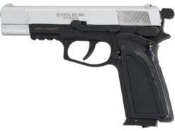 Vzduchová pištoľ Ekol ES P66 chróm