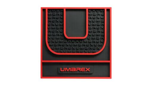 3D gumová podložka Umarex 300x300mm