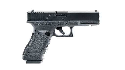 Vzduchová pištoľ Glock 17 BlowBack BB/Diabolo