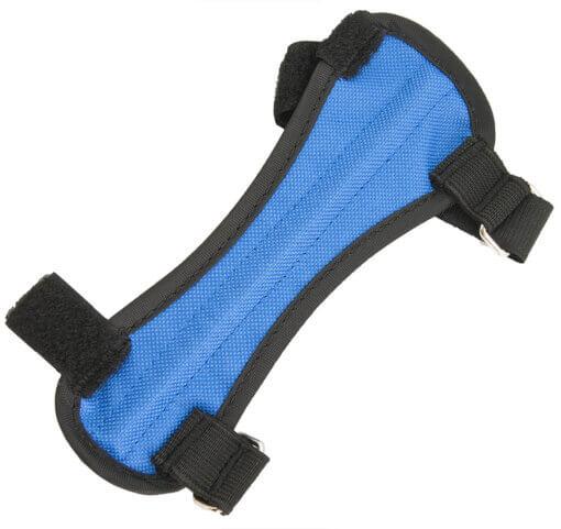 Chránič predlaktia Cartel Junior blue