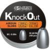 Diabolo JSB KnockOut Slugs .217 200ks kal.5,5mm