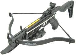 Kuša pištolová Beast Hunter Aligator TCS2 80lbs čierna